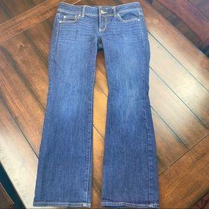 American Eagle Slim Boot Cut Jean Size 8 Junior